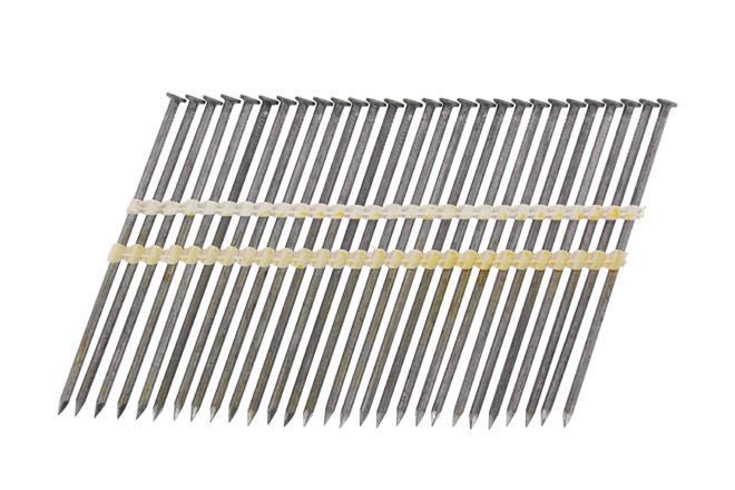 Streifennägel plastmagaziniert