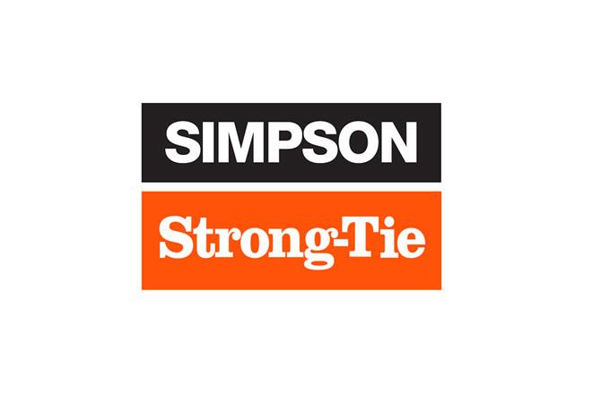 Baubeschläge (Holzverbinder) Simpson Strong-Tie